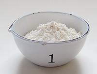 用途で使い分け。特別なオリジナル小麦粉
